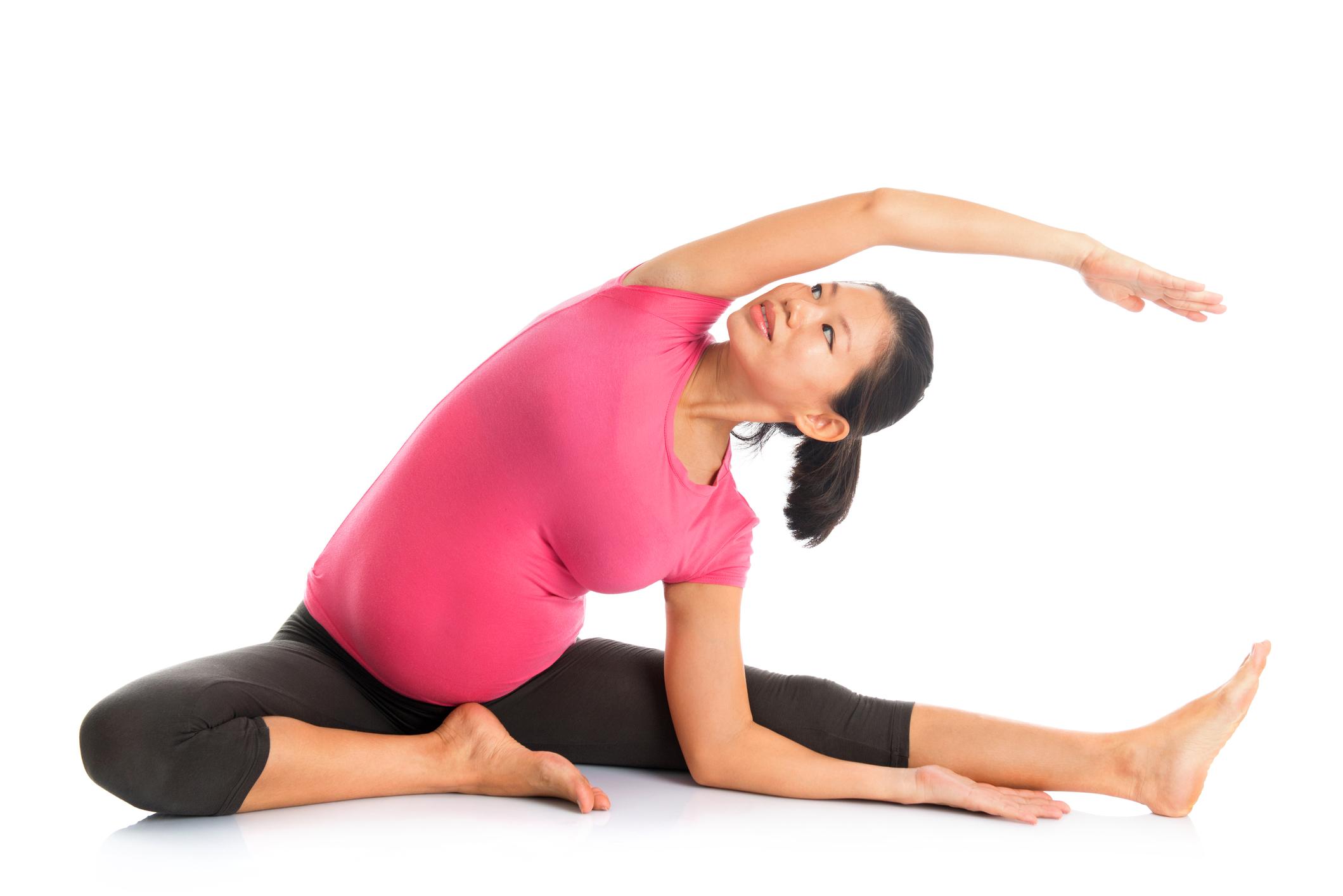 Prenatal Yoga Santorini