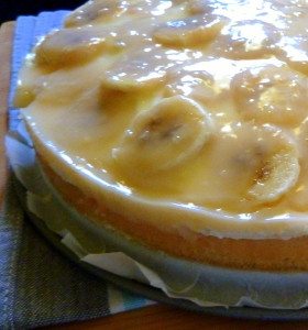 lemon banana cake 2